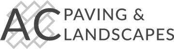 AC Paving & Landscapes Logo